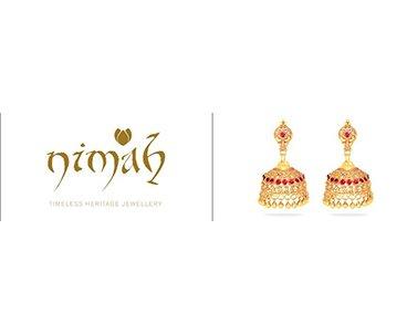 Nimah earrings online earring online india